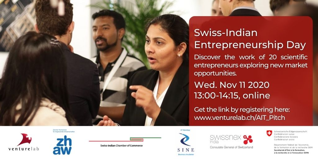 Swiss-Indian Entrepreneurship Day