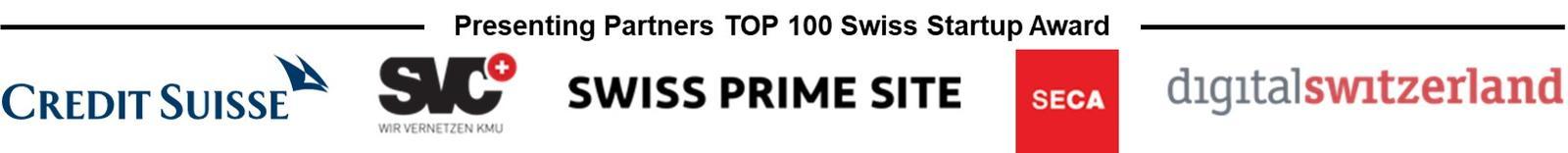 [Livestream] TOP 100 Swiss Startup Award 2020