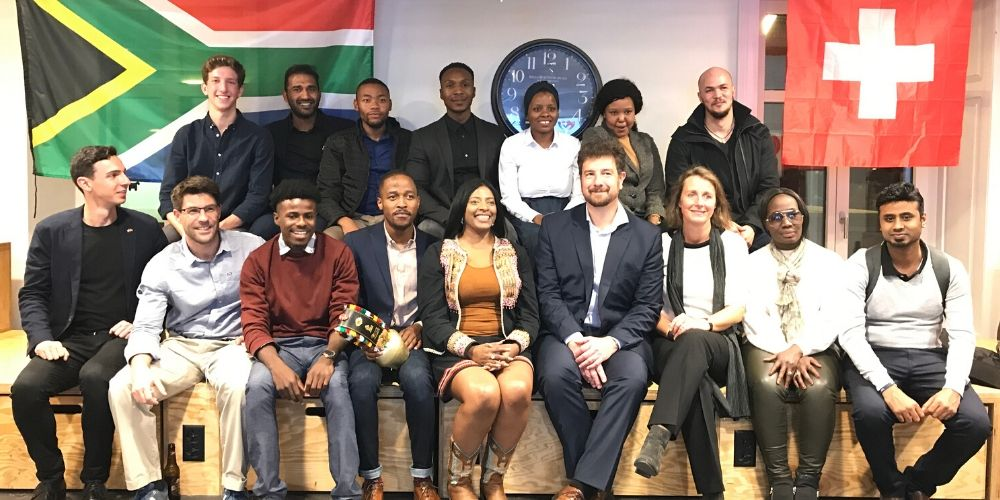 10 South African Founders Deepen Ties with Swiss Innovation Hub Tour and Entrepreneurial Training