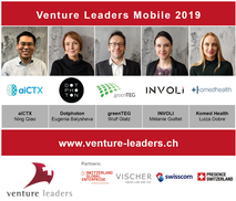 Five Swiss Startups to Pitch at World's Largest Mobile Fair