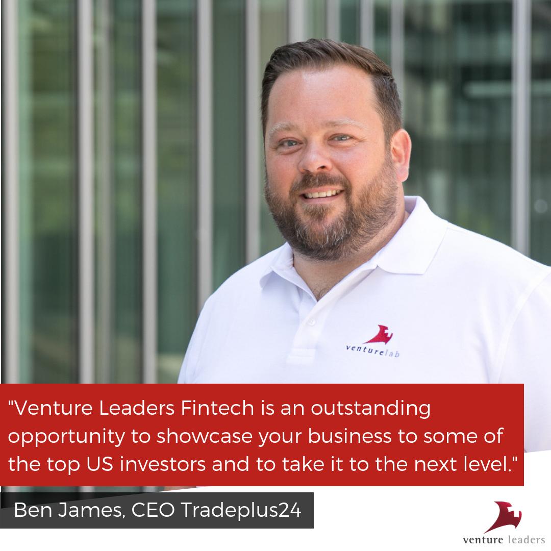 CHF 120 million for Swiss fintech startup Tradeplus24